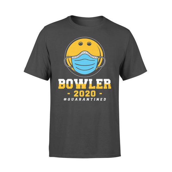 Bowler 2020 #quarantined T-shirt L By AllezyShirt