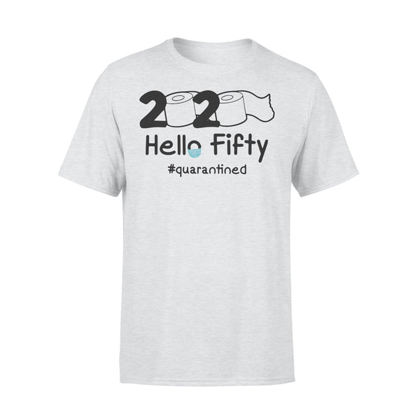 2020 Hello Fifty #quarantined Shirt XL By AllezyShirt