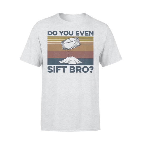 Do You Even Sift Bro Vintage Retro T-shirt XL By AllezyShirt