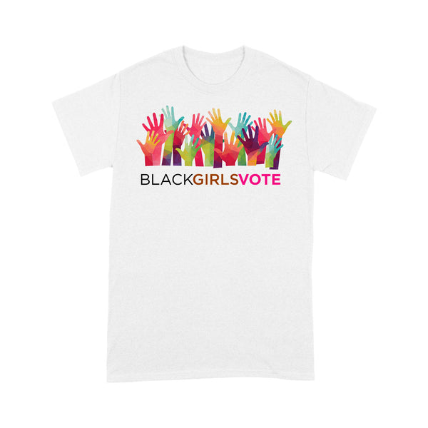 Black Girls Vote T-shirt S By AllezyShirt