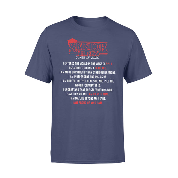 Senior Things Class Of 2020 Shirt XL By AllezyShirt