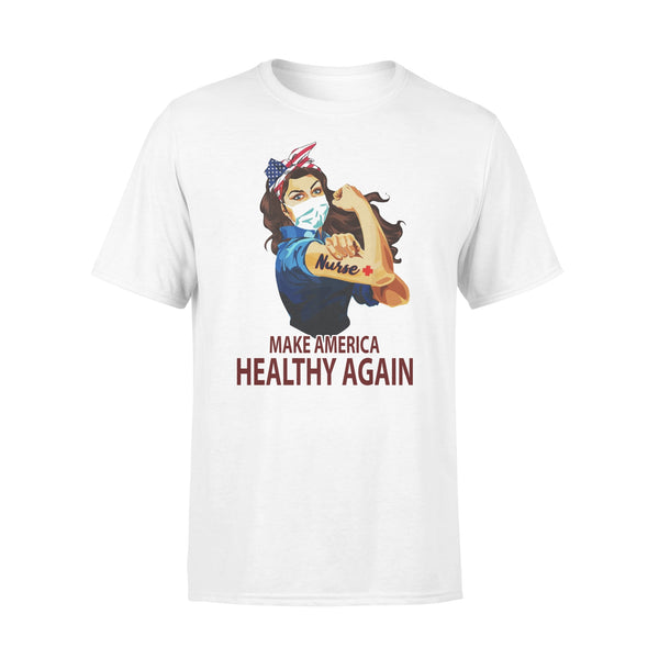 Make America Healthy Again T-shirt L By AllezyShirt
