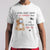 A Woman Cannot Survive On Self Quarantine Alone She Also Needs Her Shih Tzu T-shirt