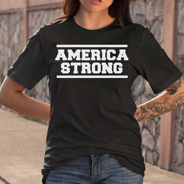 America Strong 2020 T-shirt M By AllezyShirt