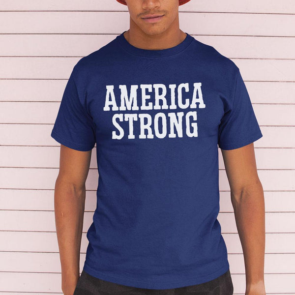 America Strong Shirt M By AllezyShirt