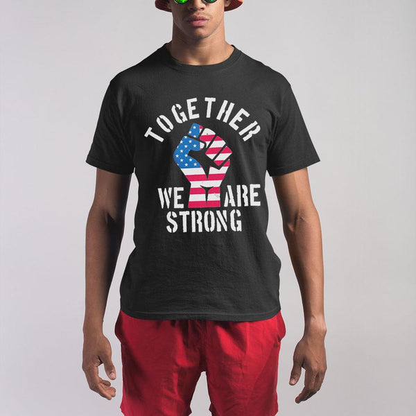 America Strong Together Usa Shirt M By AllezyShirt