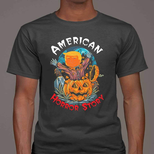 American Horror Story Donald Trump Halloween T-shirt M By AllezyShirt