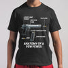 Anatomy Of A Pew Pewer Ammo Gun Amendment Meme Lovers Gift Shirt M By AllezyShirt