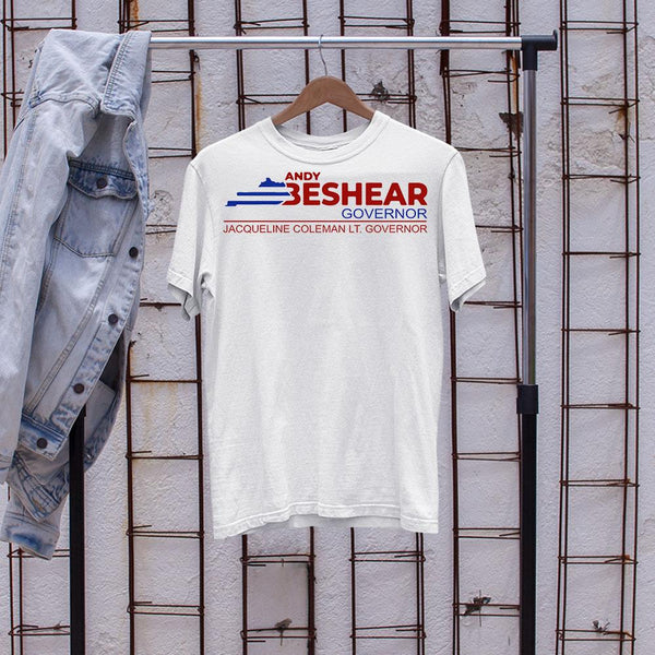 Andy Beshear Governor Shirt S By AllezyShirt