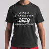 Area Director 2020 #quarantined Shirt M By AllezyShirt
