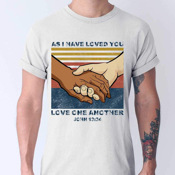 As I Have Loved You Love One Another John 13' 34 T-shirt M By AllezyShirt