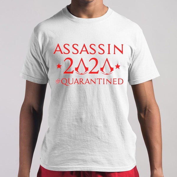 Assassin's Creed 2020 Quarantine Shirt M By AllezyShirt