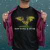 Bat Don't Snack On Me Shirt S By AllezyShirt