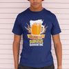 Beer Helping Me Survive Quarantine Shirt