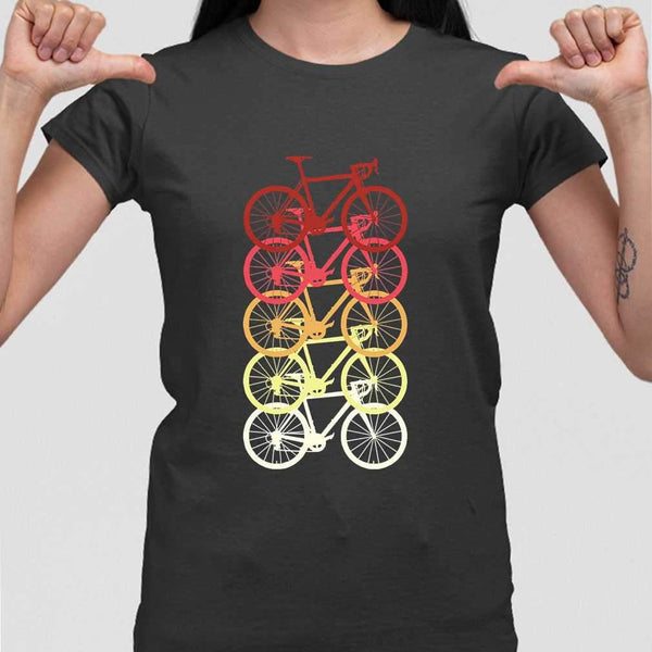 Bicycle Bike Lover Vintage T-shirt M By AllezyShirt