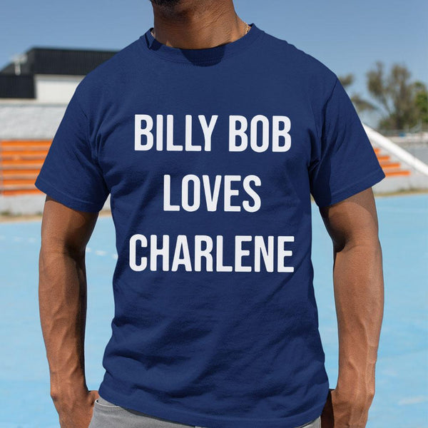 Billy Bob Loves Charlene Shirt M By AllezyShirt