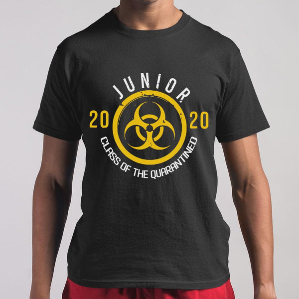 Biohazard Junior 2020 Class Of The Quarantined T-shirt M By AllezyShirt