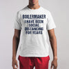 Boilermaker I Have Been Social Distancing For Years Shirt S By AllezyShirt
