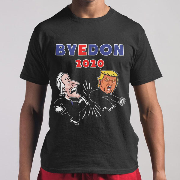Byedon 2020 Rock Trump M By AllezyShirt