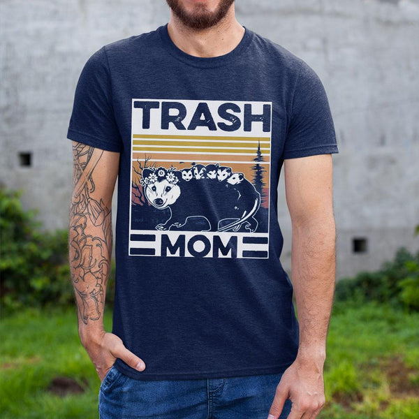 Camping Live Fast And Eat Trash Shirt M By AllezyShirt
