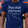 Cat Thou Shalt Not Try Me Mood 24 7 Shirt S By AllezyShirt