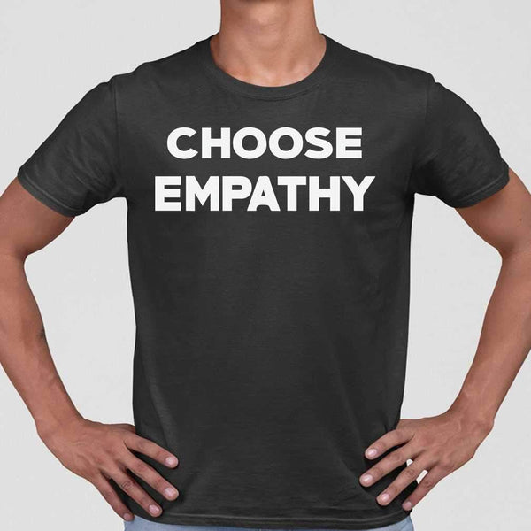 Choose Empathy T-shirt S By AllezyShirt