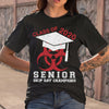 Class Of 2020 Senior Skip Day Champions T-shirt S By AllezyShirt
