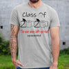 Class Of 2020 The Year When Shit Got Real #quarantined Shirt M By AllezyShirt