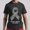 Colon Cancer Awareness Colon Cancer Awareness Month Shirt M By AllezyShirt