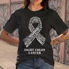 Colon Cancer Awareness Colon Cancer Awareness Month Shirt S By AllezyShirt