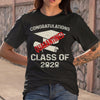 Congratulations Class Of 2020 Quarantined T-shirt M By AllezyShirt