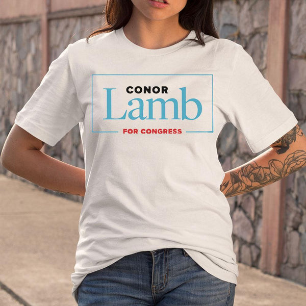 Conor Lamb For Congress T-Shirt M By AllezyShirt