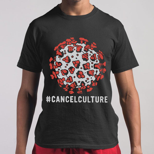 Corona Cancel Culture Shirt M By AllezyShirt
