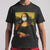 Coronavirus Face Mask Mona Lisa T-shirt