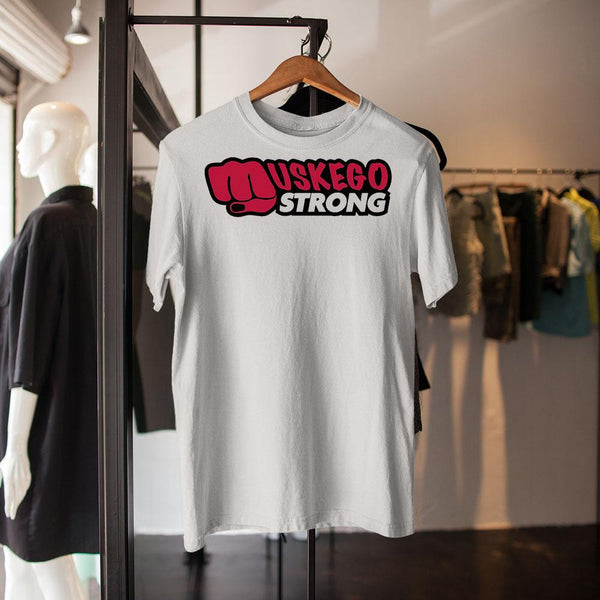 Coronavirus Muskego Strong Shirt M By AllezyShirt
