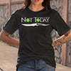 Coronavirus Not Today Knife T-shirt M By AllezyShirt