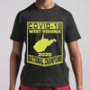 Covid-19 West Virginia National Champions 2020 T-shirt S By AllezyShirt