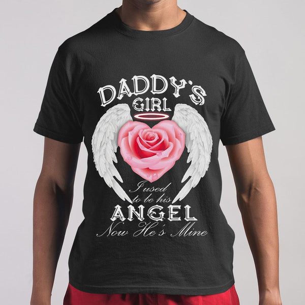 Daddy's Girl Fused To Be His Angel Now He's Mine M By AllezyShirt