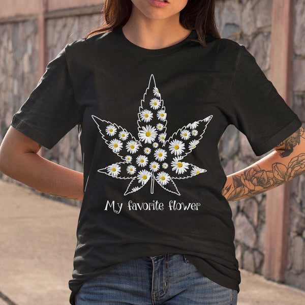 Daisy My Favorite Flower T-shirt S By AllezyShirt