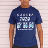 Dancer 2020 #quarantined Shirt M By AllezyShirt