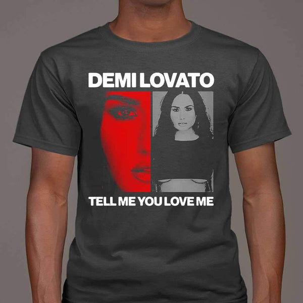 Demilovato Tell Me You Love Me T-shirt M By AllezyShirt