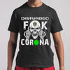 Disturbed Skull Fuck Corona T-shirt M By AllezyShirt