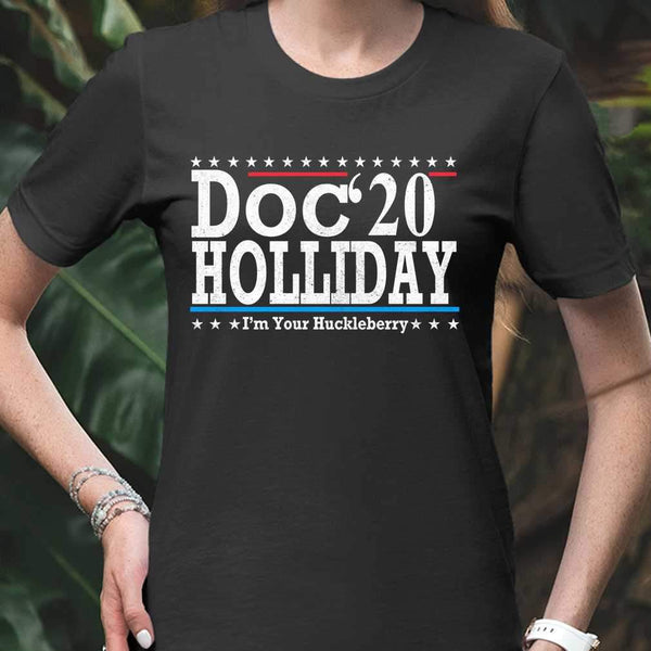 Doc Holliday 2020 I'm Your Huckleberry T-shirt M By AllezyShirt