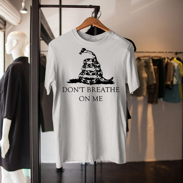 Don't Breathe On Me Shirt M By AllezyShirt