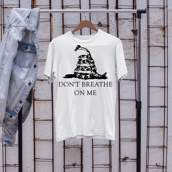 Don't Breathe On Me Shirt S By AllezyShirt