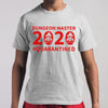 Dungeon Master 2020 Quarantine Shirt S By AllezyShirt
