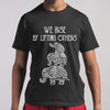 Elephant We Rise By Lifting Others M By AllezyShirt