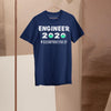 Engineer 2020 Quarantined Covid-19 Shirt M By AllezyShirt