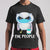 Ew People Owl Mask And Wash Hand T-shirt
