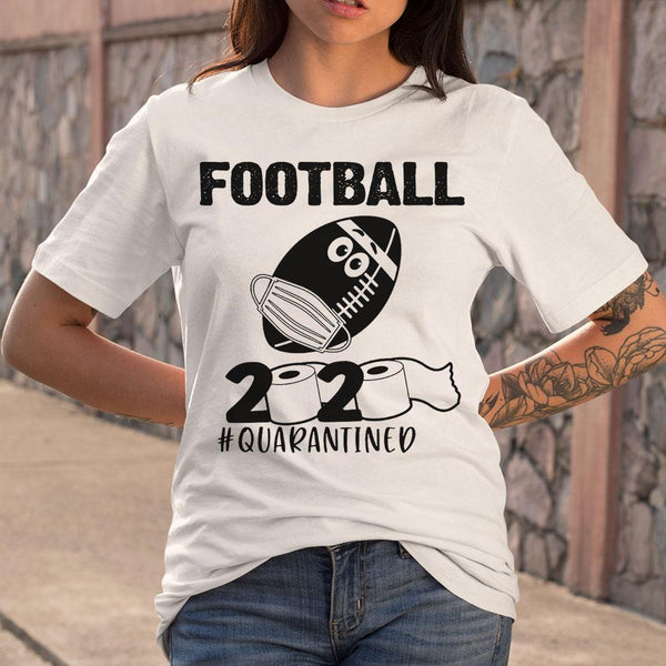 Football 2020 Quarantined Toilet Paper Covid-19 S By AllezyShirt